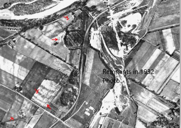 1932 Aerial Photo